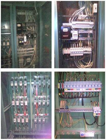 Электропроводка, замена электропроводки